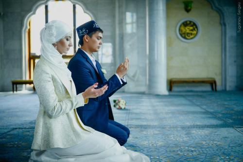 Как проводится никах, бракосочетание у мусульман