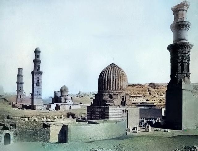 Вклад мамлюков в культуру и религию в Египте