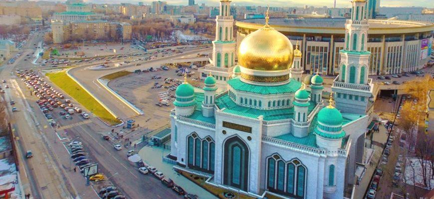 Календарь Рамадана 2021 в Москве